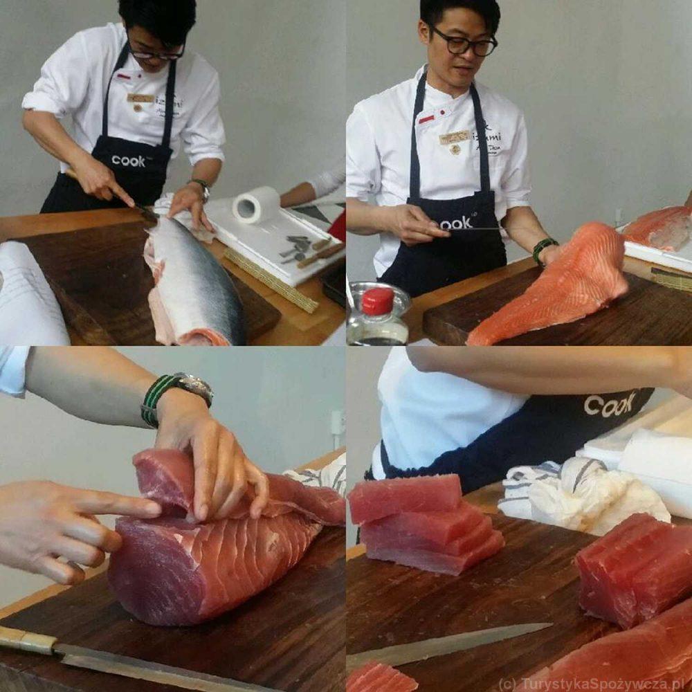 kolaż_oprawianie ryby