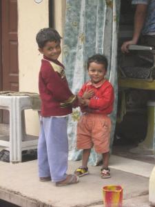Dzieci z Delhi